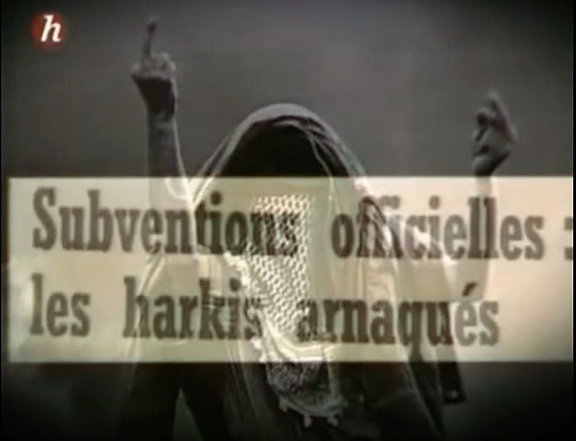 """Harkis L'histoire Oubliée """"Les  fils de l'oubli"""""""