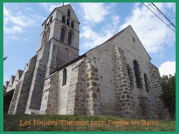 Eglise de Forges les Bains