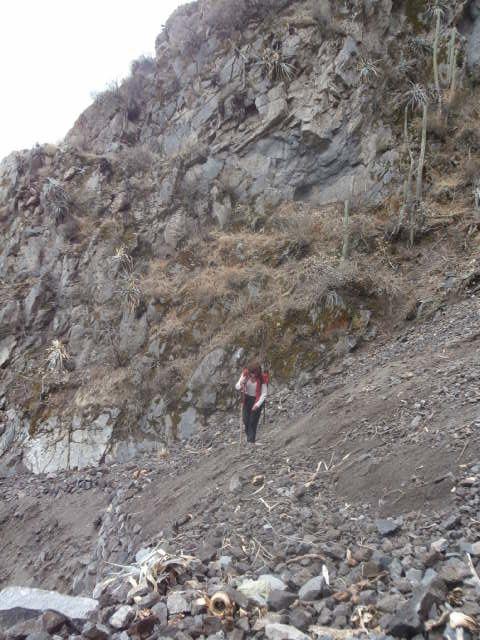 marche au fond du canyon 3 jours