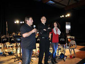 Le Brass Band de Paris à Algrange en 2015