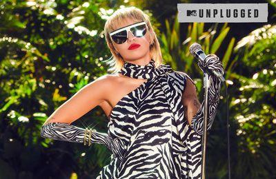 Miley Cyrus invitée d'une édition spéciale MTV UNPLUGGED