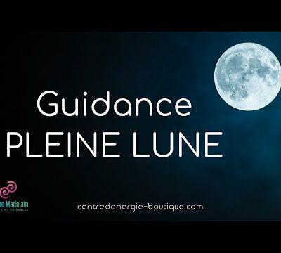 Guidance Pleine lune en capricorne 24 juin 2021