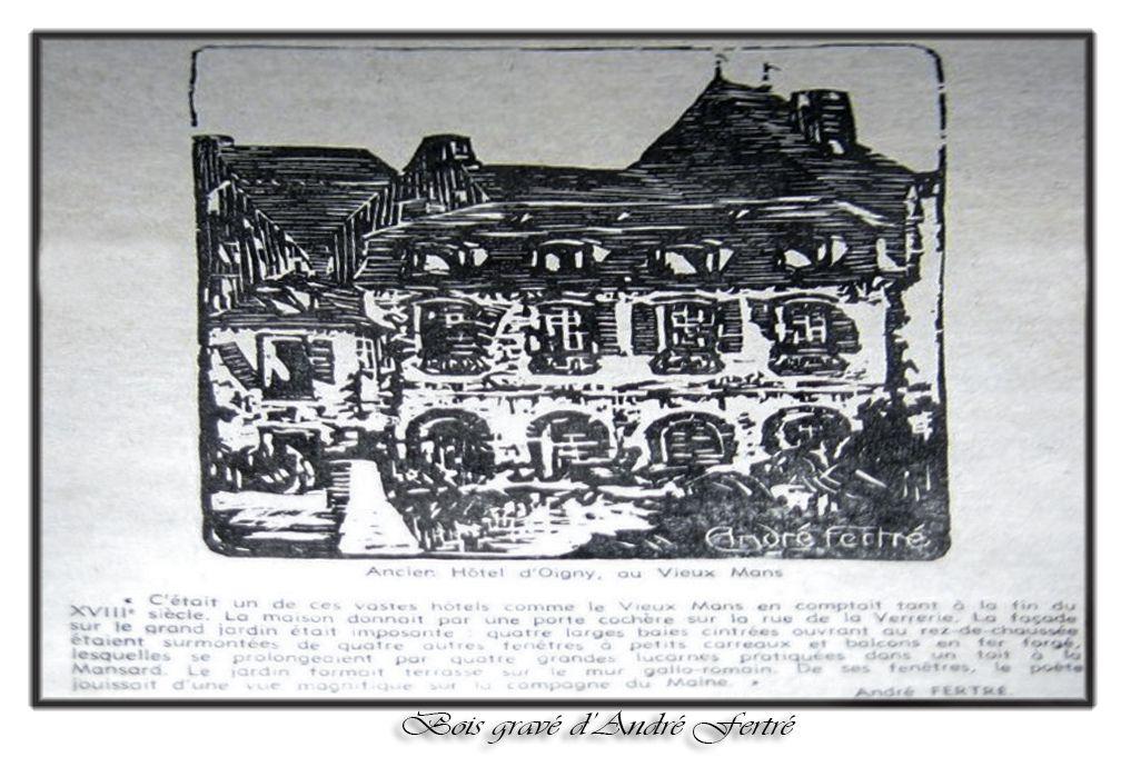 72 - Rue de la Verrerie - Le Vieux Mans - Cité Plantagenêt.