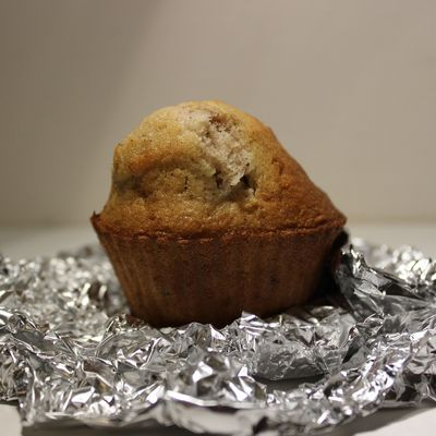 Muffin Noix-Cannelle