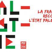 La France doit reconnaître l'État palestinien ! - Signez la pétition