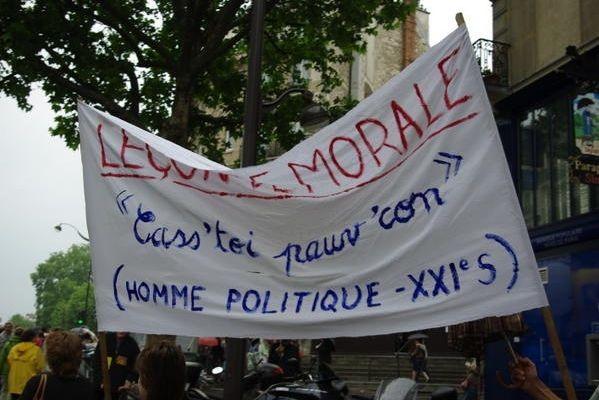 Nicolas Sarkozy l'a dit en 2008. Retour à l'envoyeur en 2012 !