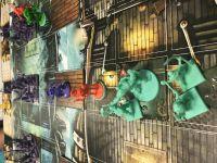 Gang Rush, Potion Explosion, Rums and Bones,Pillars de la mer du nord,L'attaque des Titans
