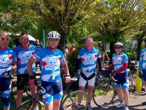 La RJA 2017 a été un succès... Bonne participation avec 93 cyclos ( tous les clubs Vosgiens étaient représentés) très satisfaits de leur sortie à Neufchateau . Ceci n'a été possible que grâce à une forte mobilisation des bénévoles du CCN (Cyclos et  conjoints)