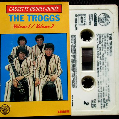 Compilation - The Troggs - Volume 1 / volume 2 - 1966/69