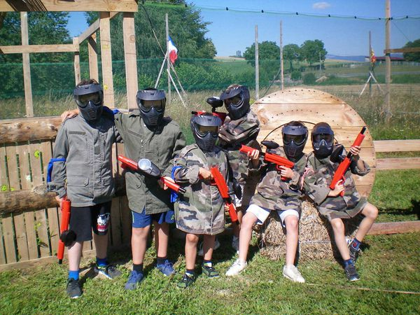 Paintball Kids (enfant)