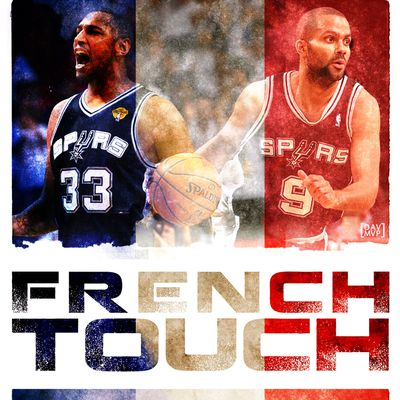 FRENCH TOUCH ...