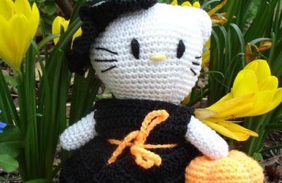 Hello Kitty - sorcière