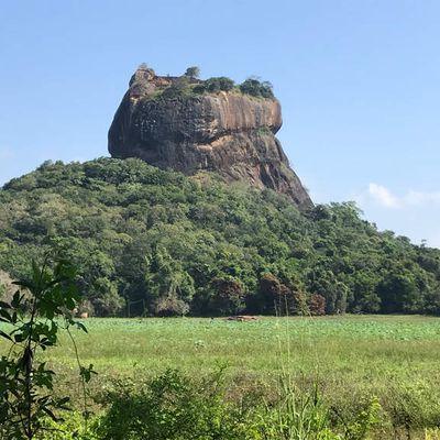 De Sigiriya à Kandy