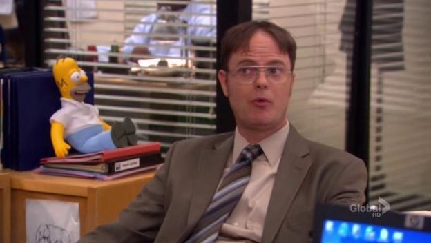 Critiques Séries : The Office. Saison 8. Episode 14. Special Project.