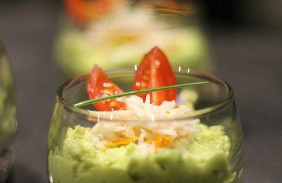 Guacamole péruvien