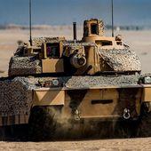 L'État-major des armées écarte l'éventualité de déployer des chars Leclerc au Sahel