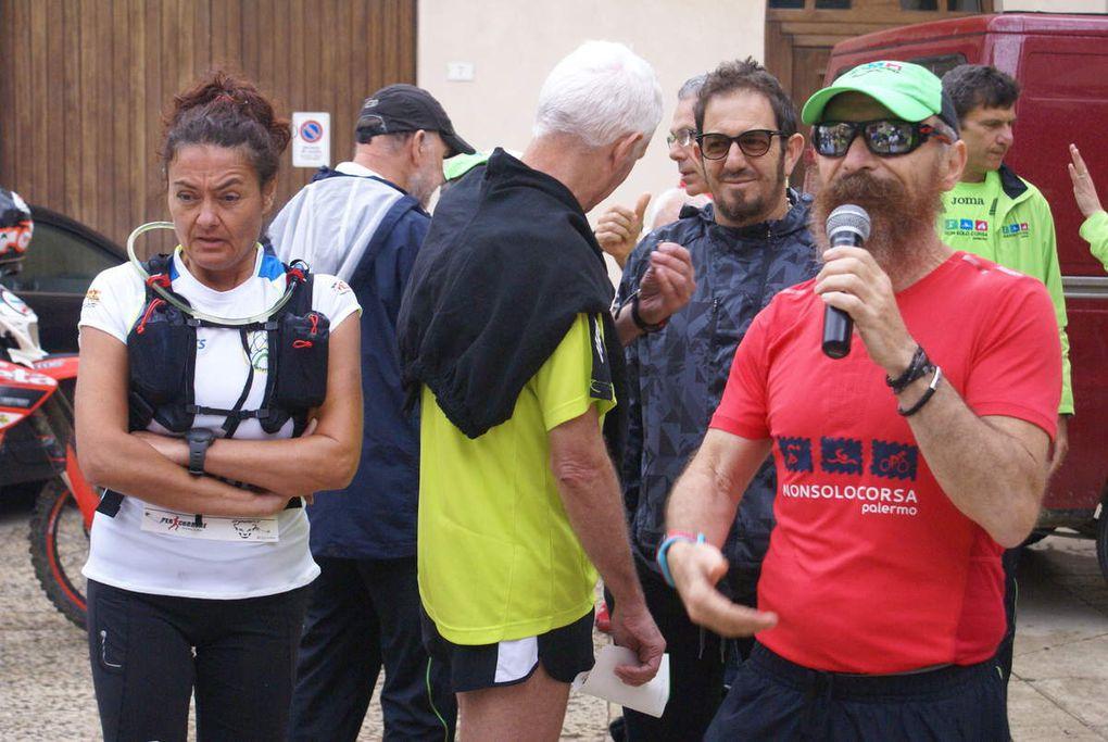 Circuito Ecotrail Sicilia 2016. Grande successo del Trail delle Cantine di Camporeale, lo scorso 19 giugno