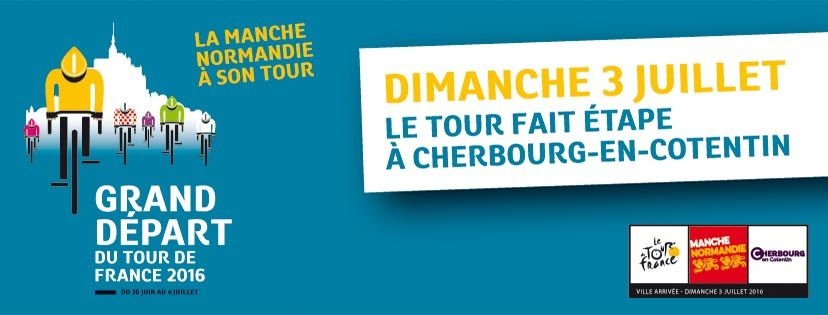 #TourdeFrance : Animations place de Gaulle samedi 2 juillet a #Cherbourg !