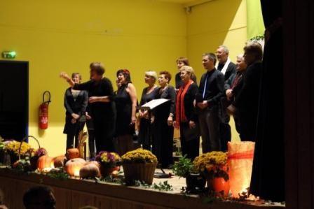 Festival de chant choral - Florilège d'automne 12 octobre 2013