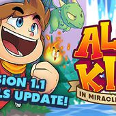 Alex Kidd in Miracle World DX on Steam
