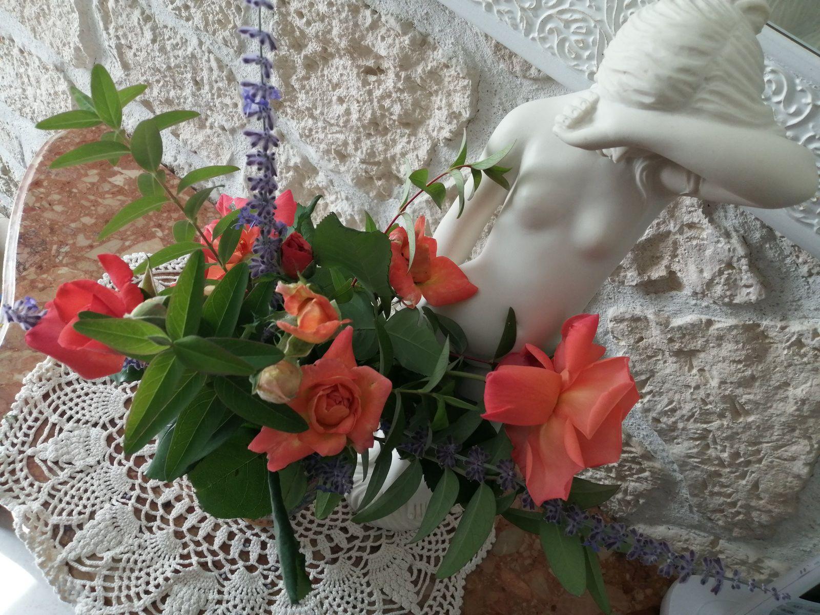 Bouquet du week-end (Nelly)