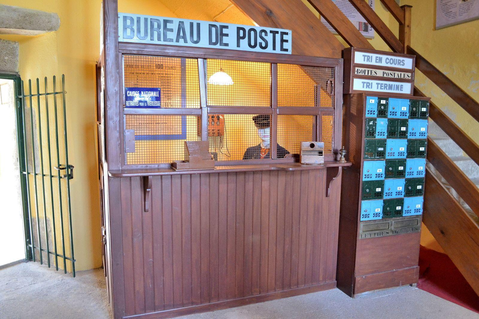 Le Musée Postal du Forez...