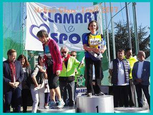 Les podiums CCR92 du 5km et 10 km