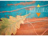 Balade d'automne...