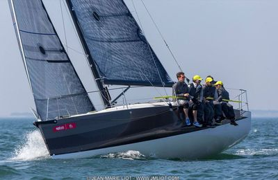 J Composites will exhibit the J/99 N°40 on the Nautic 2019