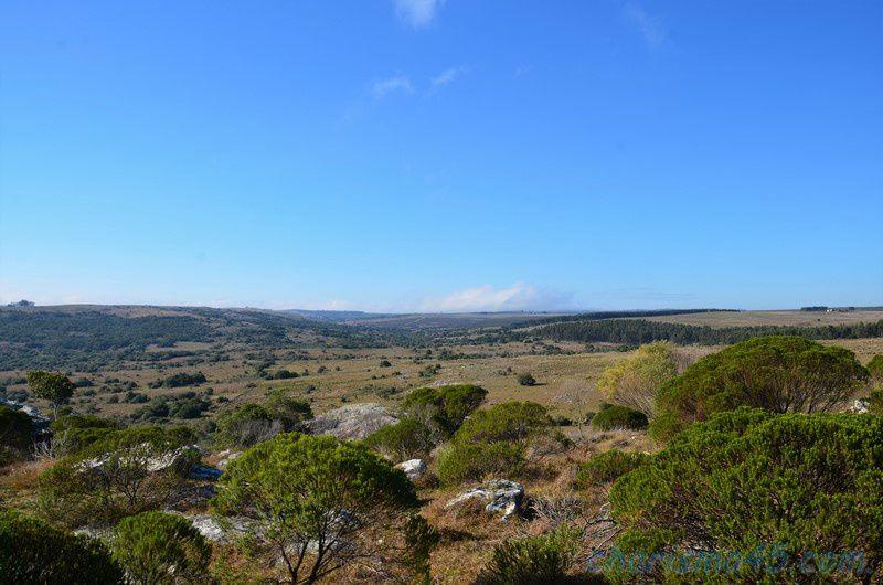 Salto del penitente (Uruguay en camping-car)