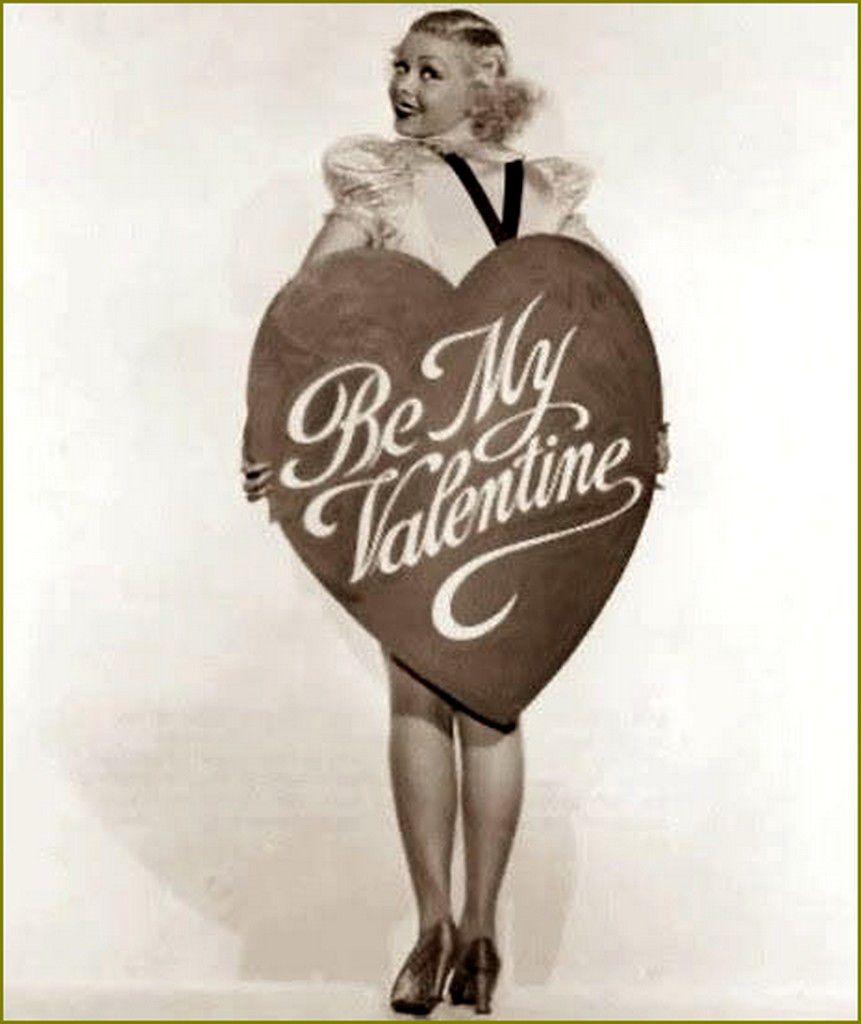 Saint-Valentin retro -Toby Wing