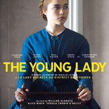 The Young Lady [Film Angleterre]