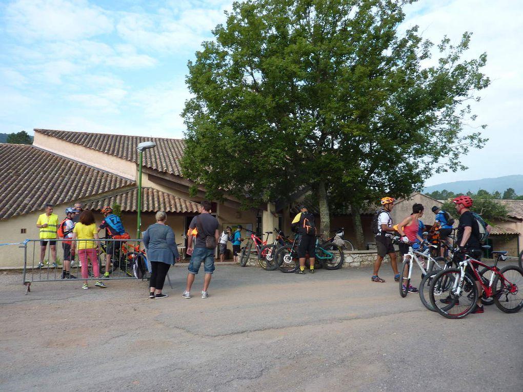 La Picho'Bike au départ de Bagnols-en-Forêt (83) le 03/06/2018