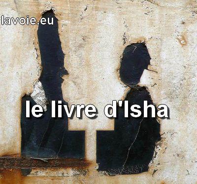 Le livre d'Isha