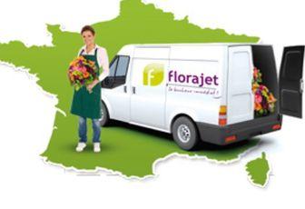 FLORAJET : offrir des fleurs par internet