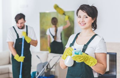 Choose the Right Cleaning Company For Your Business Needs