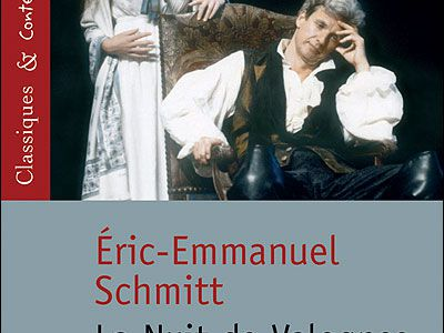 La Nuit de Valognes, Eric Emmanuel Schmitt