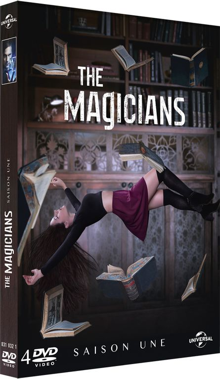 The Magicians - Saison 1 (DVD)