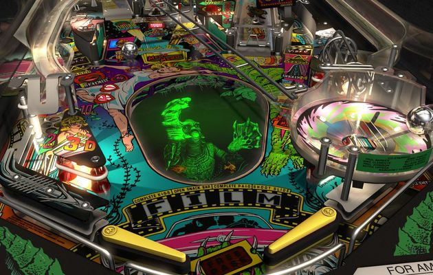 "Pinball FX3 : Williams™ Pinball, Universal Monsters™ Pack « Des montres à faire ""flipper !"" »"
