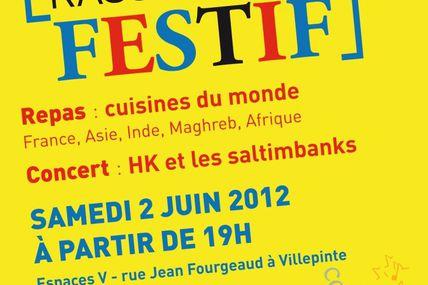 Rendez vous le 2 Juin avec Francois Asensi et Clémentine Autain