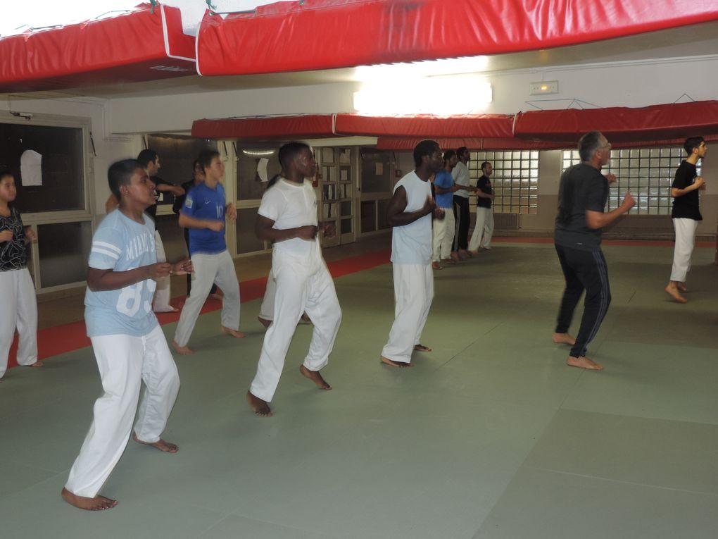 stage body combat