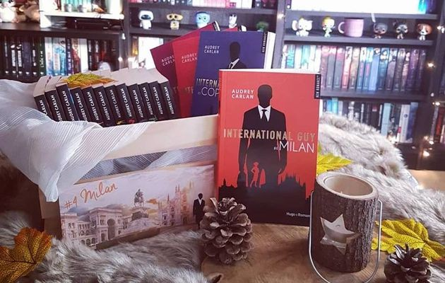 International Guy, tome 4 : Milan - Audrey Carlan