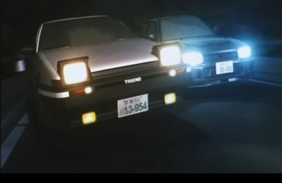 Initial D 3 rd stage : Film