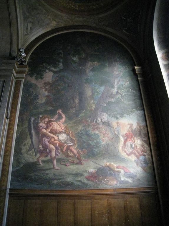 Visite de l'église Saint Sulpice, Paris 6e