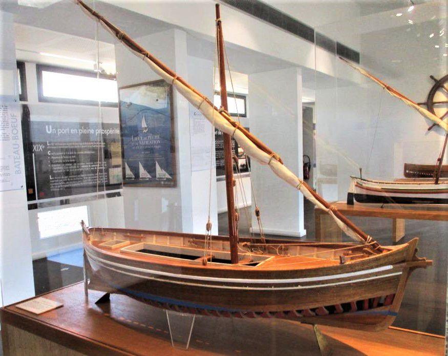 Sète - Le Musée de la mer