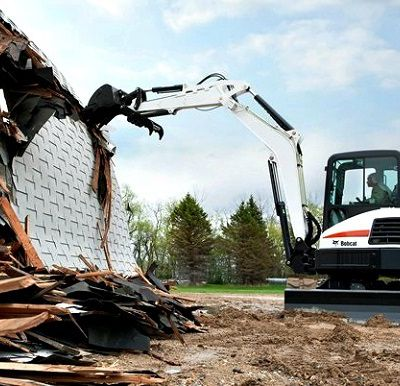 What Do You Need To Know About Bobcat E45 Excavator