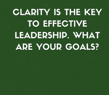 Shahzaad Ausman - Clarity Is The Key To Effective Leadership