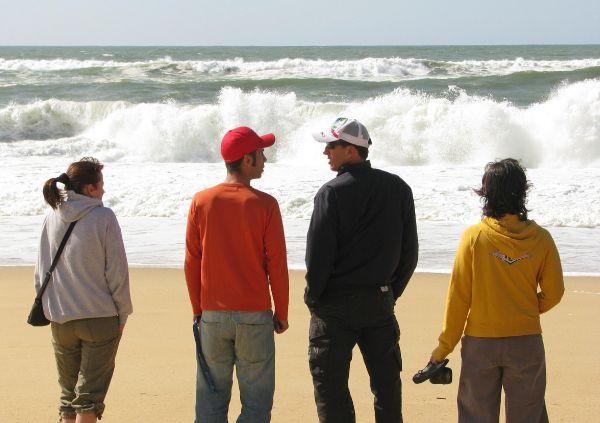 SURF CAMP 2008 DU PASC DANS LES LANDES