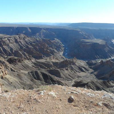 Namibie : Le Parc du Fish River Canyon