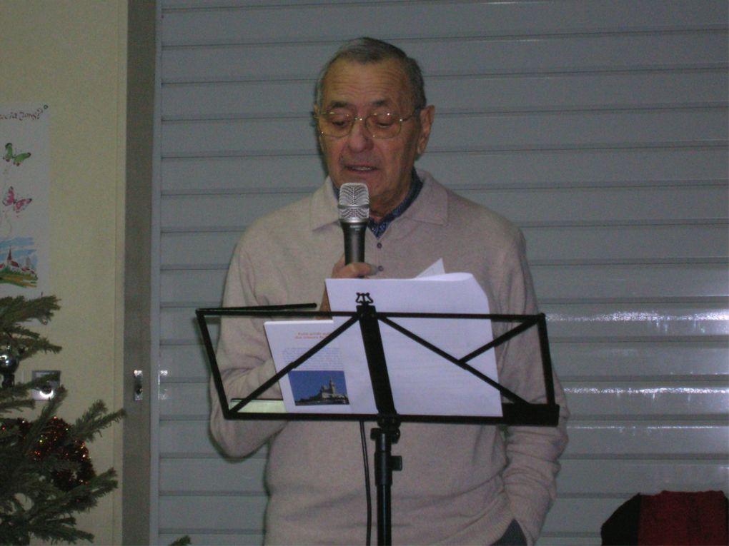 En 2010 parmi les présents deux de nos disparus : Joseph LEVONIAN et Jean Di FUSCO.